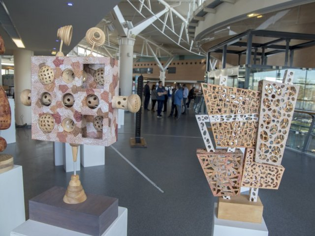From April 3rd to May 3rd : don't wait to discover Festiv'arts at Pau Pyrénées Airport