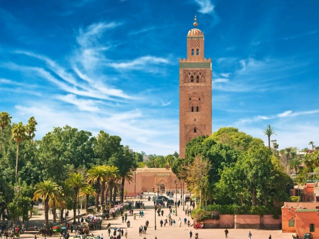 Marrakech à partir de 79 euros TTC l'aller simple*